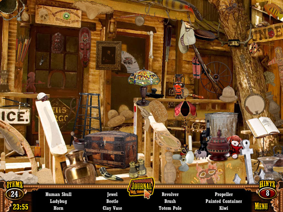 Wild West Quest screen shot