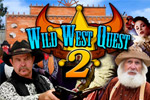 Wild West Quest 2 is a hidden object adventure through an iconic Old West!