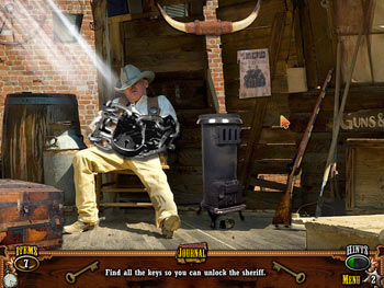 Wild West Quest 2 screen shot