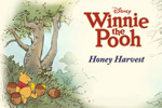 In Winnie the Pooh: Honey Harvest, help Pooh find a tail for Eeyore. Along the way, fill up your honey pot, but avoid the bees!
