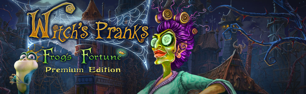 Witch's Pranks: Frog's Fortune Premium Edition