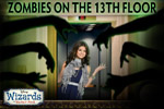 Zombies have invaded the 13th floor - turn them back to human before it's too late! Play Wizards of Waverly Place: Zombies on the 13th Floor today!