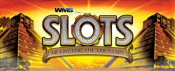WMS Slots: Quest for The Fountain - image