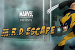 In Wolverine MRD Escape, Wolverine must use all his fighting and combat skills to free captured mutants. Play now for free!
