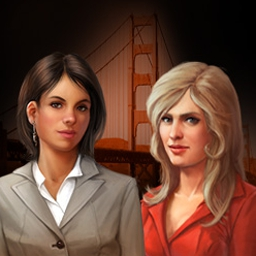 Women's Murder Club - Death in Scarlet - An all new hidden object adventure written by James Patterson! - logo