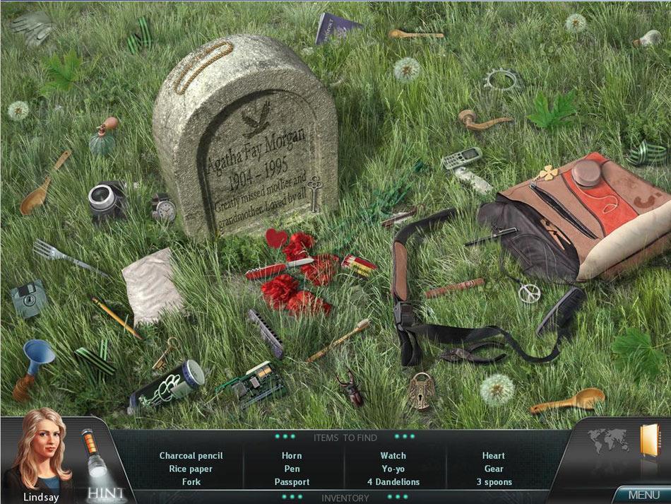 Women's Murder Club: Little Black Lies screen shot