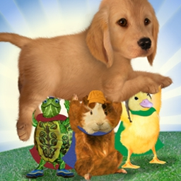 Wonder Pets! Save the Puppy - Help the Wonder Pets take care of Puppy and learn about their world! - logo
