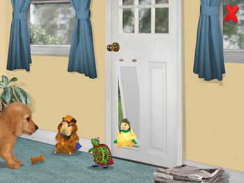 Wonder Pets! Save the Puppy screen shot