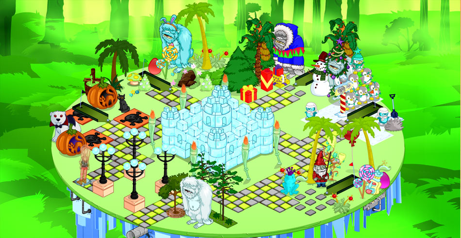 Woozworld screen shot
