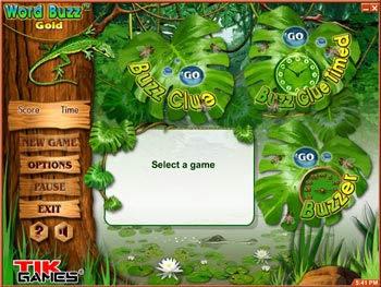 Word Buzz screen shot