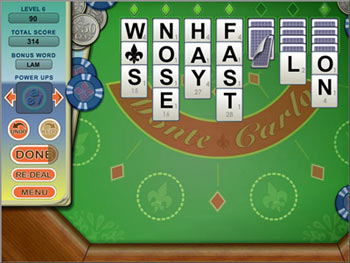 Word Monaco screen shot