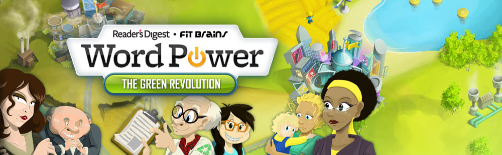 Word Power - The Green Revolution