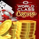 World Class Casino: Slots & Poker - logo