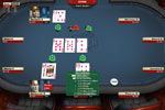 Screenshot of World Class Poker with T.J. Cloutier
