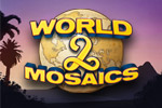 Play through 98 story mode and 152 extra puzzles in World Mosaics 2!