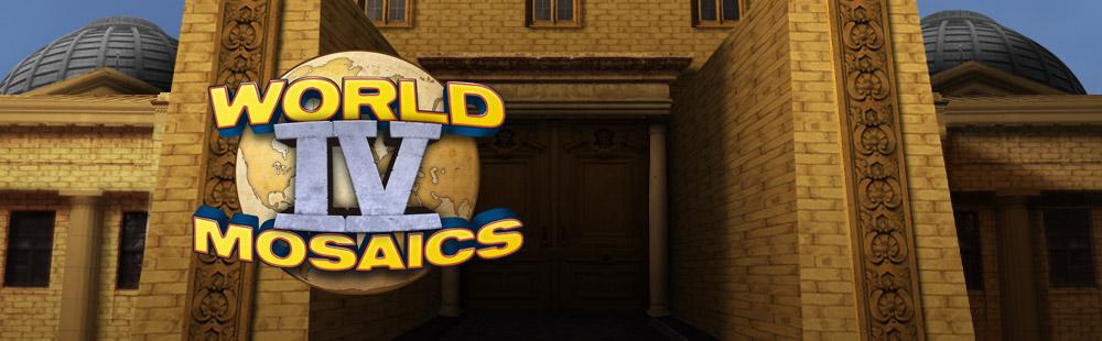 World Mosaics 4