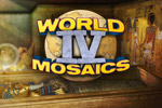 Solve pictographic puzzles to restore lost artifacts in World Mosaics 4!