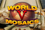 Graduate to become a chronologist in World Mosaics 5, a fun and exciting puzzle game! Learn about the history behind world holidays.