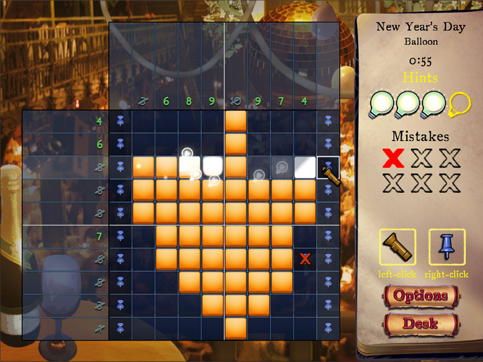 World Mosaics 5 screen shot