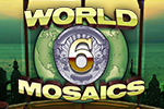Solve pictographic puzzles as you travel across the globe and through time. Play World Mosaics 6 today!