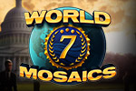 It's up to you to repair the fabric of time in World Mosaics 7, a puzzle game!  Will you find the criminal who took the Hourglass of Time's Sand?