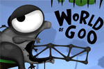 World of Goo is an innovative, satiric puzzle game with realistic physics!