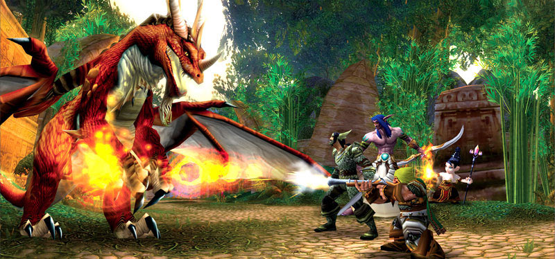 World of Warcraft screen shot