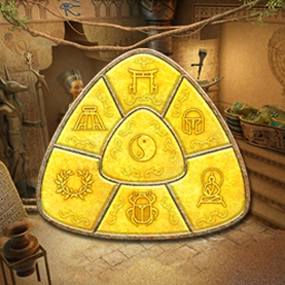 World Riddles 3 - In World Riddles 3, restore great civilizations by using your wits to solve various puzzles. Become the Bearer of the Secrets of the Ages! - logo