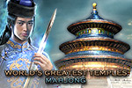 Travel the globe and visit beautiful locations in World's Greatest Temples Mahjong.  Put your mahjong skills to the test!