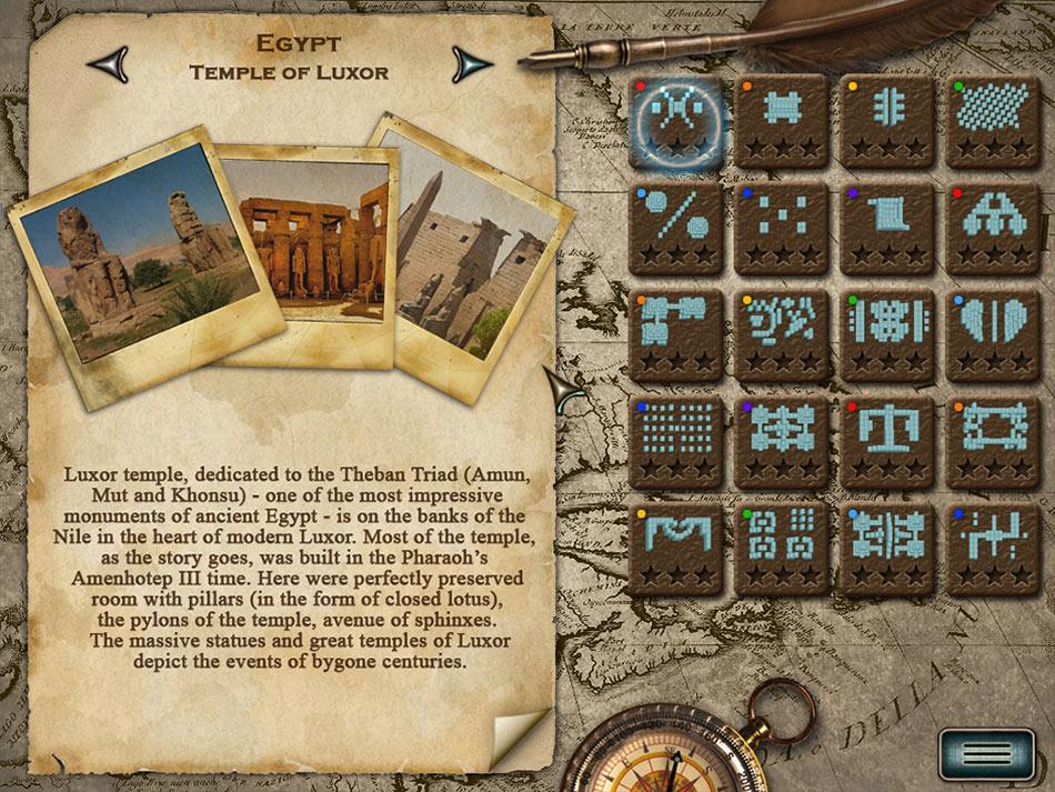 World's Greatest Temples Mahjong screen shot
