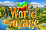 Discover the beauty of the world's most famous sights by playing a combination of match-3 and unique puzzle gameplay in World Voyage!