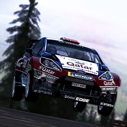 WRC 4 - Start your engines and show off your style! Will you win the FIA WORLD RALLY CHAMPIONSHIP 2013 season with WRC 4? - logo