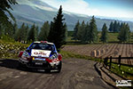 Screenshot of WRC 4