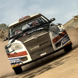WRC FIA World Rally Championship - WRC FIA World Rally Championship gives petrolheads and racing gamers alike the chance to drive with the stars and cars of the WRC! - logo