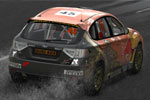 Screenshot of WRC FIA World Rally Championship