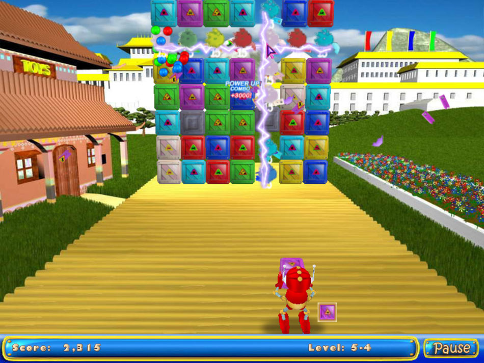 Xango Tango screen shot
