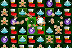 It's Christmas all year-round!  Match any three Xmas decorations to make them explode in the festive, fast-paced game Xmas Jewel Explosion!