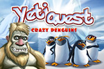 Help Yeti and his crazy penguin pals save their Antarctic island home from the ice storm!  Play Yeti Quest today!