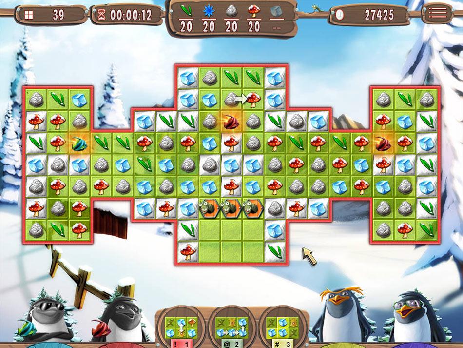 Yeti Quest screen shot