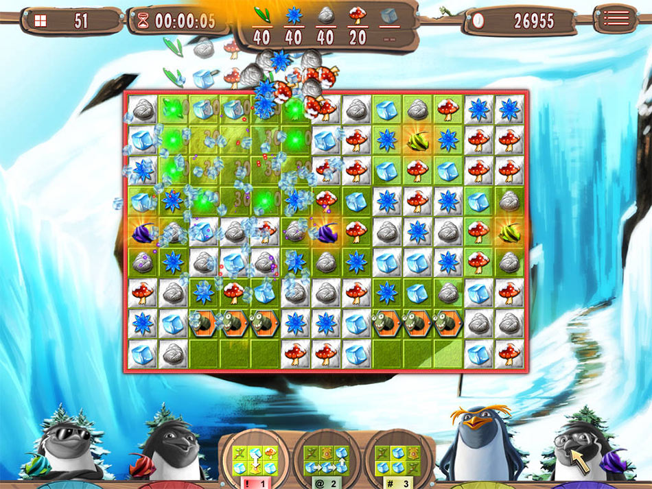 Yeti Quest screen shot