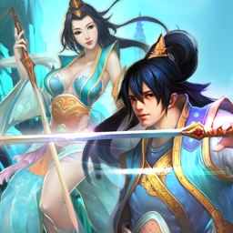Yitien - Master the secret Kung Fu techniques of the Heaven Sword and Dragon Sabre in the free-to-play Yitien Chronicles. - logo