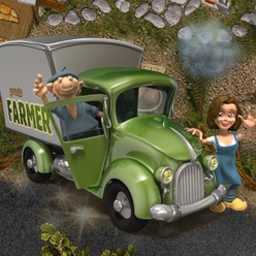 Youda Farmer - Work hard and play hard to grow your farming business in Youda Farmer! - logo