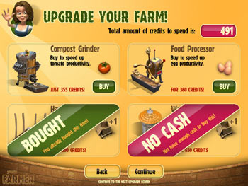 Youda Farmer screen shot