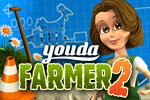 Play out a new farming adventure and save the village in Youda Farmer 2!