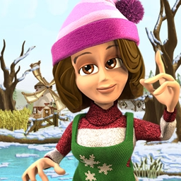 Youda Farmer 3 Online - Youda Farmer 3: Seasons is a fun time management game with 8 new farms. Put your skills to the test with bugs, cold, and storms! Play online today! - logo