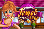 Get ready to shine as a true jewelry designer in this little gem: Youda Jewel Shop! Play today!