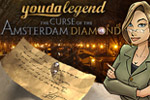 The dark influence of an old curse still taunts Amsterdam! Puzzle through this amazing city and find objects that lead to the biggest diamond ever!