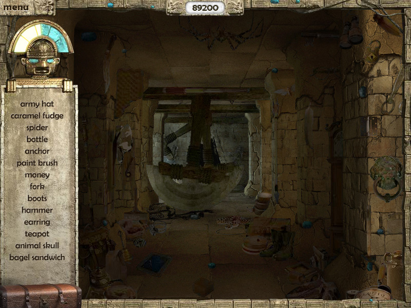 Youda Legend: The Golden Bird of Paradise screen shot