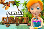 Fight off pirates and protect an entire tribe in Youda Survivor!