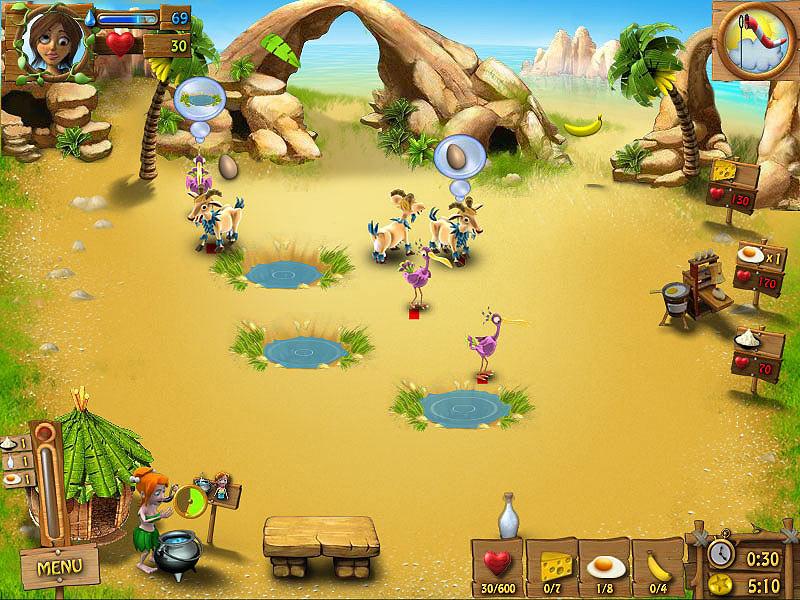 Youda Survivor 2 screen shot